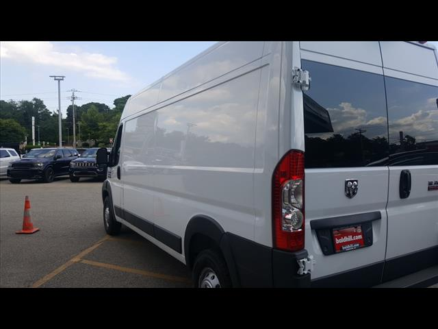 2018 ProMaster 2500 High Roof FWD,  Empty Cargo Van #SD18291 - photo 4