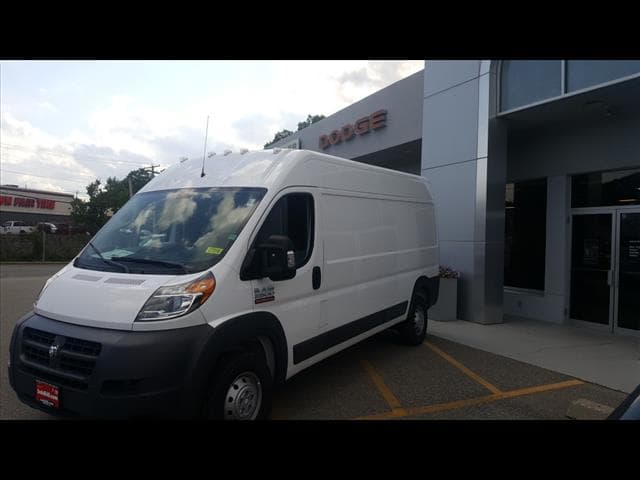 2018 ProMaster 2500 High Roof FWD,  Empty Cargo Van #SD18291 - photo 5