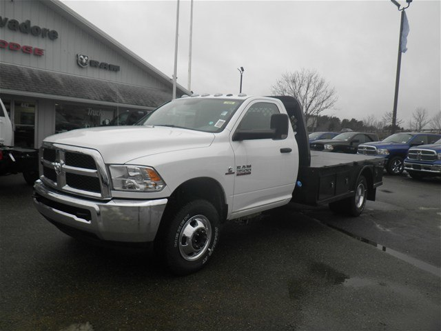 2016 Ram 3500 Regular Cab DRW 4x4, Knapheide PGNC Gooseneck Platform Body #N16392 - photo 1