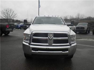 2016 Ram 3500 Regular Cab DRW 4x4, Knapheide PGNC Gooseneck Platform Body #N16392 - photo 5