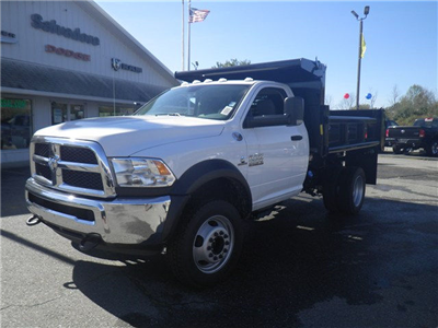 2016 Ram 5500 Regular Cab DRW 4x4, Air-Flo Pro-Class Dump Body #N16396 - photo 1