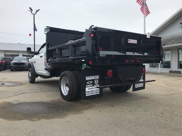 2017 Ram 5500 Regular Cab DRW 4x4, Crysteel Dump Body #N17078 - photo 2