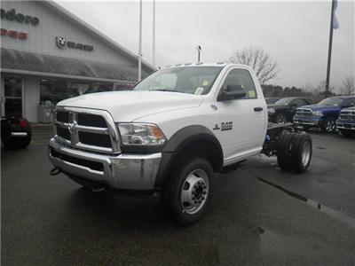 2017 Ram 5500 Regular Cab DRW 4x4 Cab Chassis #N17111 - photo 1
