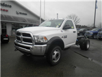 2017 Ram 5500 Regular Cab DRW 4x4, Cab Chassis #N17111 - photo 1