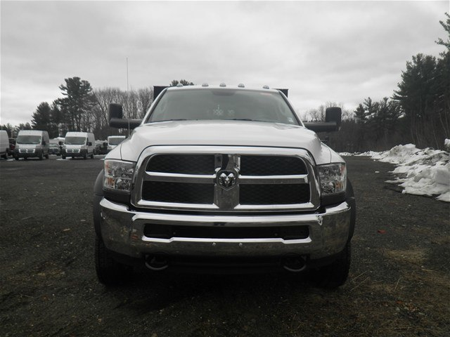 2017 Ram 5500 Crew Cab DRW 4x4, Reading Stake Bed #N17130 - photo 5
