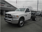 2017 Ram 3500 Regular Cab DRW 4x4 Cab Chassis #N17168 - photo 1