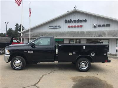 2017 Ram 3500 Regular Cab DRW 4x4,  Reading Classic II Steel Service Body #N17257 - photo 3