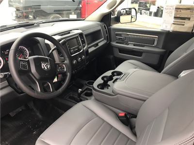 2017 Ram 3500 Regular Cab DRW 4x4,  Reading Classic II Steel Service Body #N17257 - photo 5