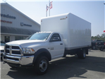 2017 Ram 5500 Regular Cab DRW, Unicell Dry Freight #N17291 - photo 1