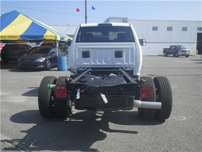 2017 Ram 3500 Regular Cab DRW 4x4 Cab Chassis #N17304 - photo 2