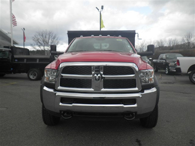 2017 Ram 5500 Regular Cab DRW 4x4, Rugby Dump Body #N17326 - photo 5