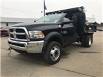2017 Ram 5500 Regular Cab DRW 4x4, Reading Marauder Standard Duty Dump Dump Body #N17353 - photo 1