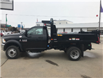 2017 Ram 5500 Regular Cab DRW 4x4, Reading Marauder Standard Duty Dump Dump Body #N17353 - photo 3