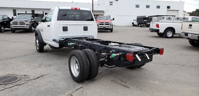 2017 Ram 5500 Regular Cab DRW 4x4, Cab Chassis #N17354 - photo 2