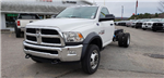 2017 Ram 5500 Regular Cab DRW 4x4, Cab Chassis #N17354 - photo 1