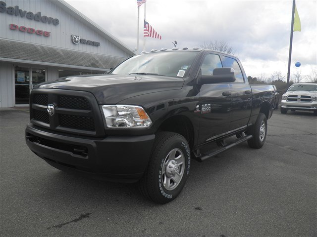 2018 Ram 2500 Crew Cab 4x4 Pickup #N18017 - photo 1