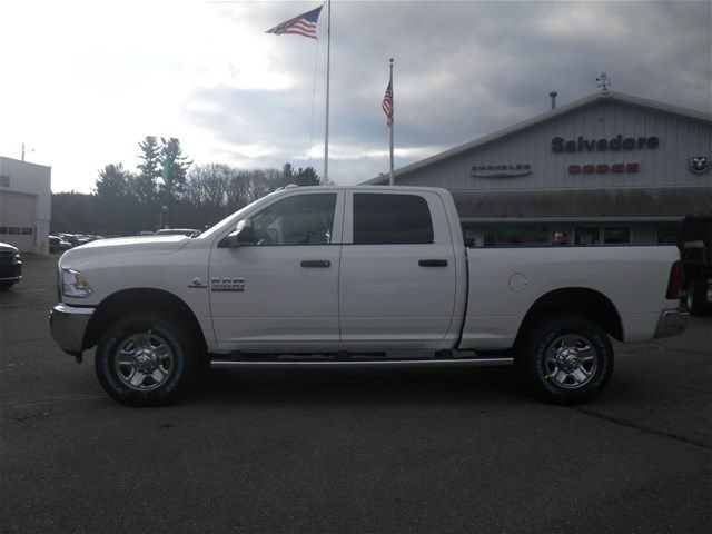 2018 Ram 3500 Crew Cab 4x4, Pickup #N18027 - photo 2