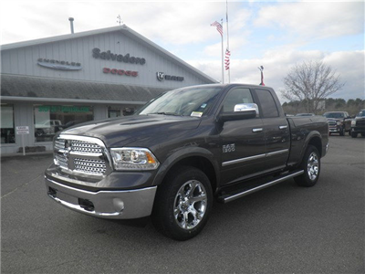 2018 Ram 1500 Quad Cab 4x4 Pickup #N18043 - photo 1