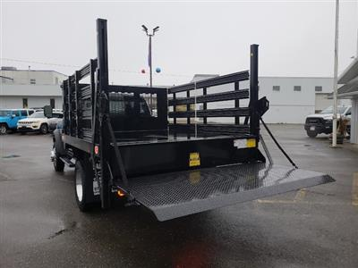 2018 Ram 5500 Regular Cab DRW 4x4,  Stake Bed #N18047 - photo 5