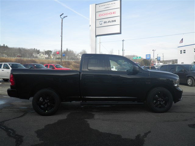 2018 Ram 1500 Quad Cab 4x4, Pickup #N18065 - photo 4