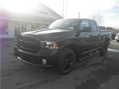 2018 Ram 1500 Quad Cab 4x4, Pickup #N18065 - photo 1