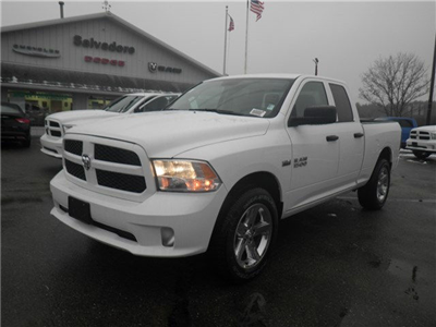 2018 Ram 1500 Quad Cab 4x4, Pickup #N18078 - photo 1