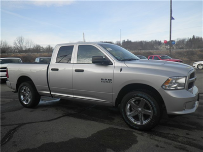 2018 Ram 1500 Quad Cab 4x4, Pickup #N18079 - photo 4