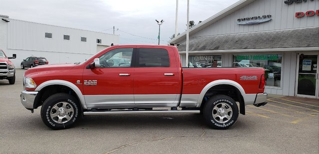 2018 Ram 2500 Crew Cab 4x4,  Pickup #N18110 - photo 3