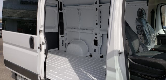 2018 ProMaster 1500 High Roof 4x2,  Empty Cargo Van #N18131 - photo 8