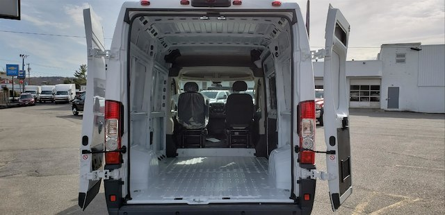 2018 ProMaster 1500 High Roof 4x2,  Empty Cargo Van #N18131 - photo 2