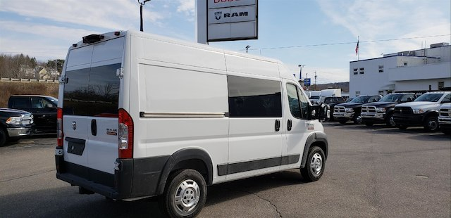 2018 ProMaster 2500 High Roof FWD,  Empty Cargo Van #N18136 - photo 5