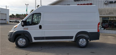 2018 ProMaster 2500 High Roof FWD,  Empty Cargo Van #N18136 - photo 3
