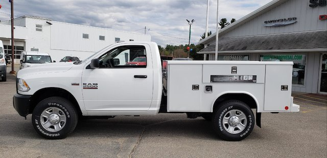 2018 Ram 2500 Regular Cab 4x4, Reading Service Body #N18150 - photo 3