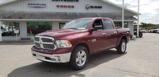 2018 Ram 1500 Crew Cab 4x4,  Pickup #N18160 - photo 1