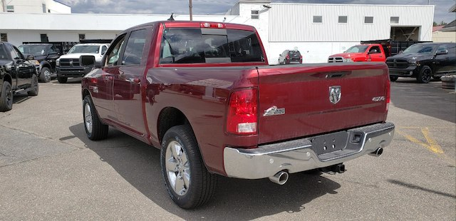 2018 Ram 1500 Crew Cab 4x4,  Pickup #N18160 - photo 2