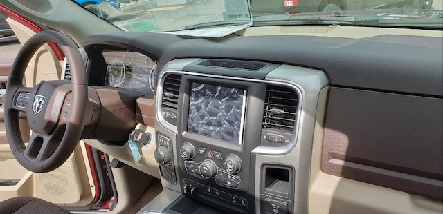 2018 Ram 1500 Crew Cab 4x4,  Pickup #N18160 - photo 7