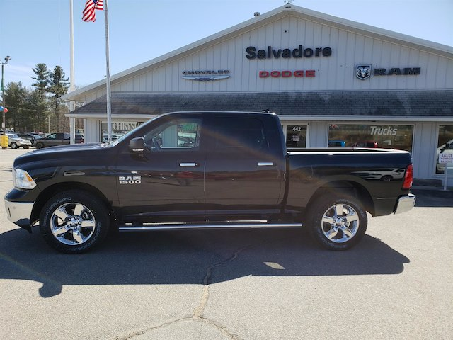 2018 Ram 1500 Crew Cab 4x4, Pickup #N18161 - photo 3