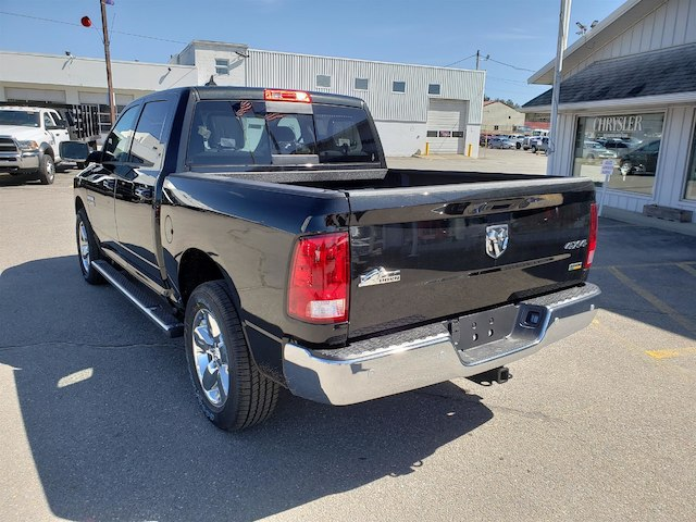 2018 Ram 1500 Crew Cab 4x4, Pickup #N18161 - photo 2
