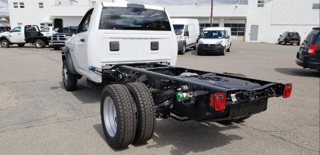 2018 Ram 5500 Regular Cab DRW 4x4, Cab Chassis #N18163 - photo 2