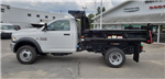 2018 Ram 5500 Regular Cab DRW 4x4,  Reading Marauder Standard Duty Dump Body #N18163 - photo 5