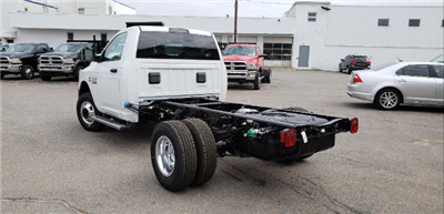 2018 Ram 3500 Regular Cab DRW 4x4, Cab Chassis #N18165 - photo 2