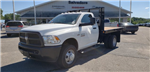 2018 Ram 3500 Regular Cab DRW 4x4,  Reading Platform Body #N18167 - photo 1