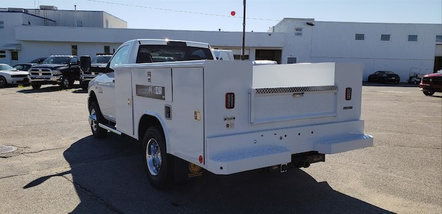 2018 Ram 3500 Regular Cab DRW 4x4,  Reading Service Body #N18176 - photo 2