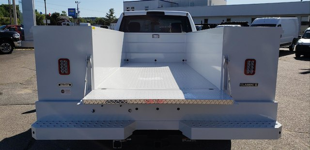 2018 Ram 3500 Regular Cab DRW 4x4,  Reading Service Body #N18176 - photo 6
