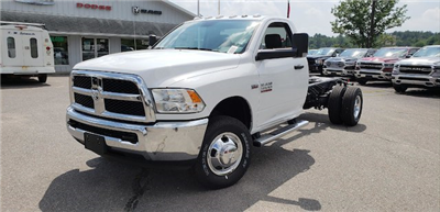 2018 Ram 3500 Regular Cab DRW 4x4,  Cab Chassis #N18177 - photo 1