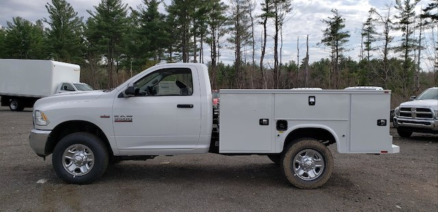 2018 Ram 3500 Regular Cab 4x4, Knapheide Service Body #N18198 - photo 3