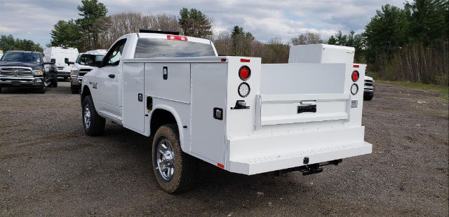 2018 Ram 3500 Regular Cab 4x4, Knapheide Service Body #N18198 - photo 2