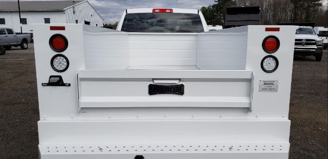 2018 Ram 3500 Regular Cab 4x4, Knapheide Service Body #N18198 - photo 7