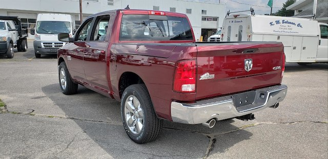 2018 Ram 1500 Crew Cab 4x4,  Pickup #N18201 - photo 2