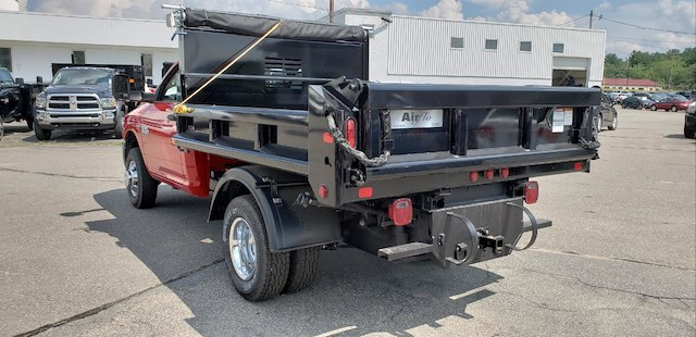 2018 Ram 3500 Regular Cab DRW 4x4,  Air-Flo Dump Body #N18203 - photo 2